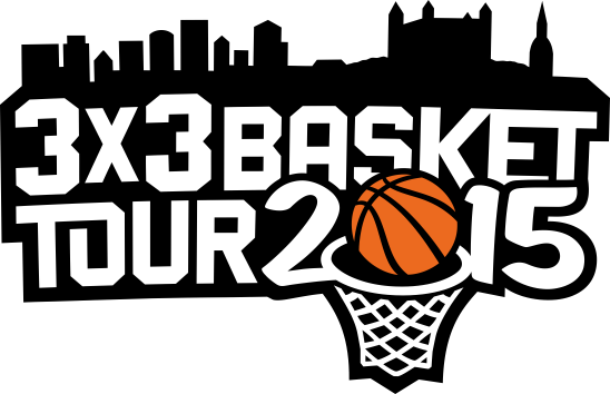 3x3 basket tour 2015 logo